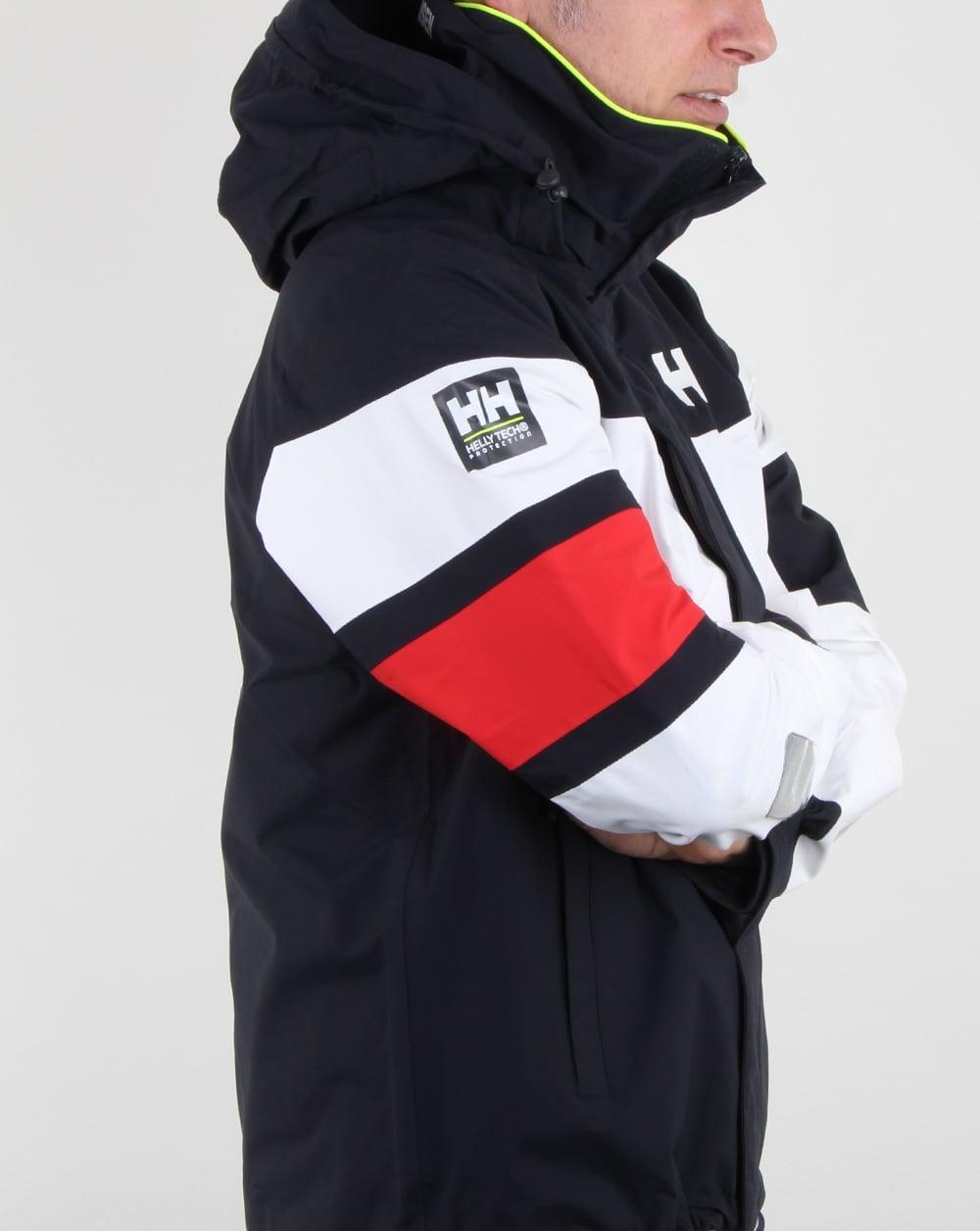 Jacket Waterproof Helly Navy Jacket Tech Mens Helly Salt Light Hansen 0FqPY1Tf
