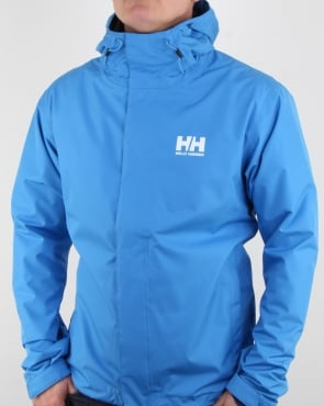 Helly Hansen Seven J Jacket Blue Water