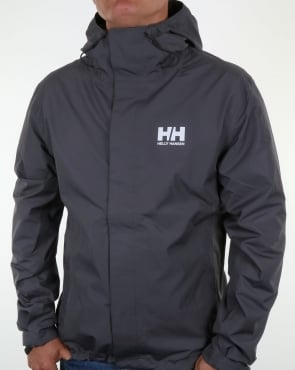 Helly Hansen Seven J Jacket Charcoal