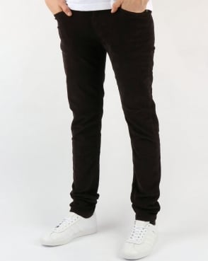 Henri Lloyd Bamburgh Slim Cords Black