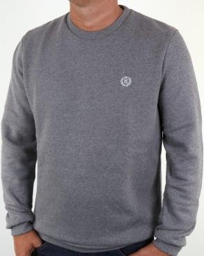 Henri Lloyd Bredgar Sweatshirt Graphite Marl