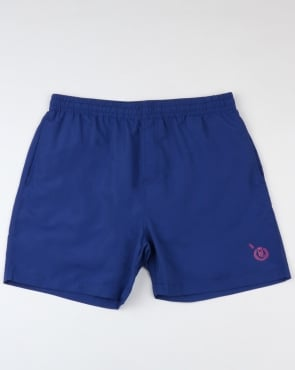 Henri Lloyd Brixham Swim Shorts Azure Blue