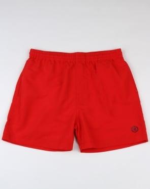 Henri Lloyd Brixham Swim Shorts Cardinal Red