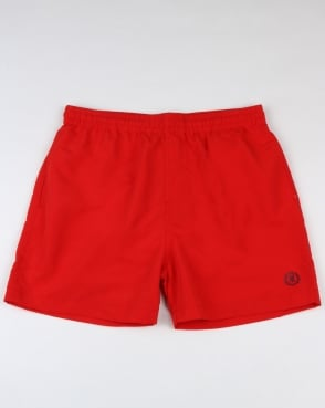 Henri Lloyd Brixham Swim Shorts Cardinal Red
