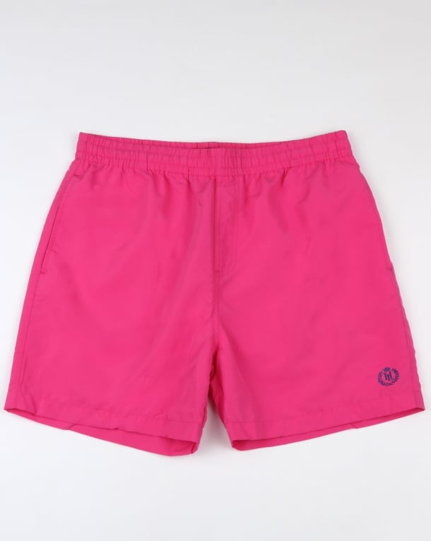 Henri Lloyd Brixham Swim Shorts Dark Pink
