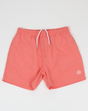 Henri Lloyd Brixham Swim Shorts Salmon Pink