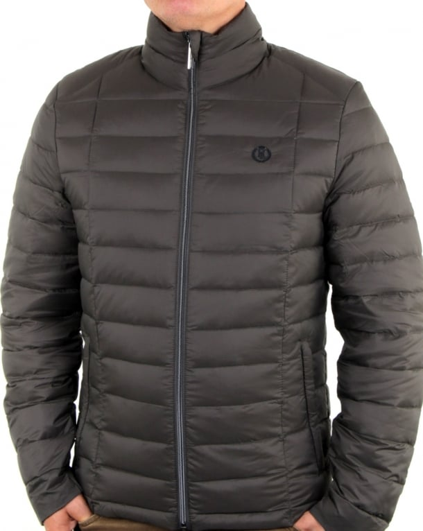 Henri Lloyd Cabus Lightweight Down Jacket Grey