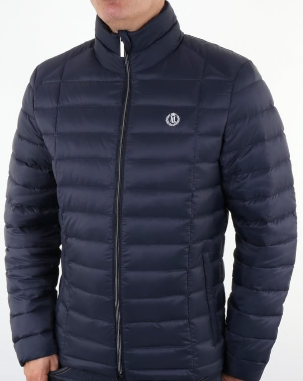Henri Lloyd Cabus Lightweight Down Jacket Navy
