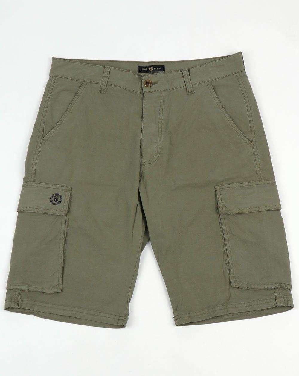 3bc02060a2 Henri Lloyd Henri Lloyd Cargo Combat Shorts Khaki Green