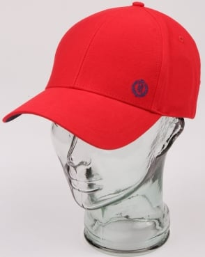 Henri Lloyd Carter Cap Cardinal Red