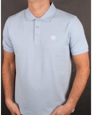 Henri Lloyd Cowes Polo Shirt Sky Blue