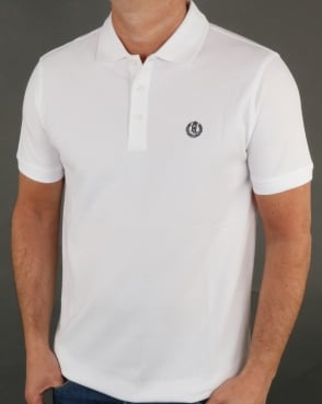 Henri Lloyd Cowes Polo Shirt White