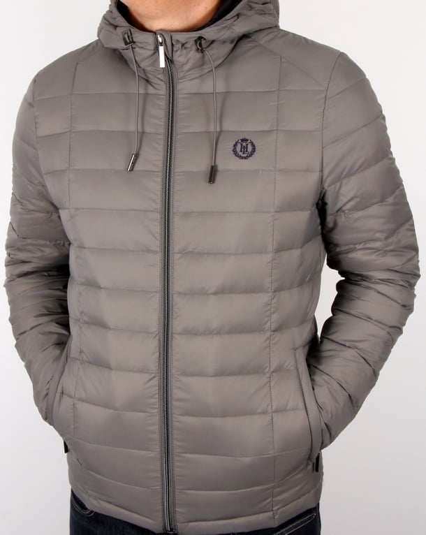 Henri Lloyd Ganton Down Jacket Grey