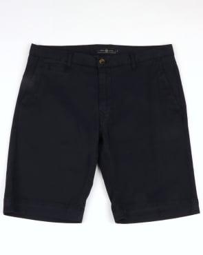 Henri Lloyd Garn Plain Washed Shorts Navy