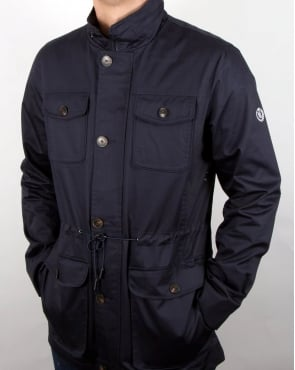 Henri Lloyd Gavinton Field Jacket Navy