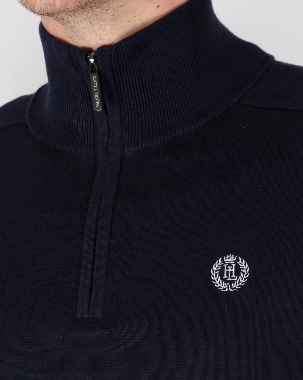 Half Zip Sweater Mens