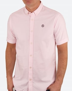 Henri Lloyd Henri Club Regular Shirt Baby Pink