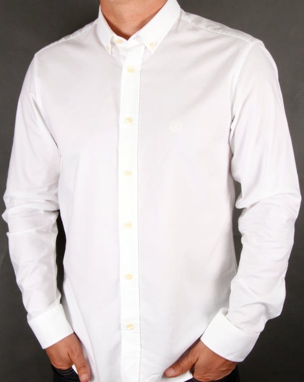 Henri Lloyd Henri Club Shirt White