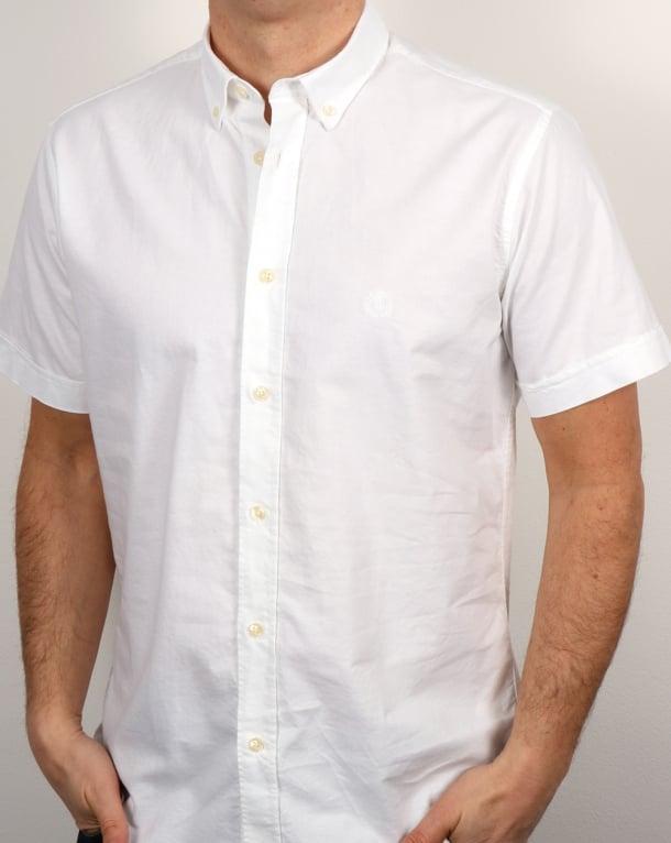 Henri Lloyd Henri Club Short Sleeve Shirt White