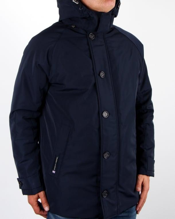 Henri Lloyd Iconic Consort Jacket Nautical Blue