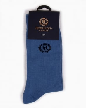 Henri Lloyd Marco Socks Blue