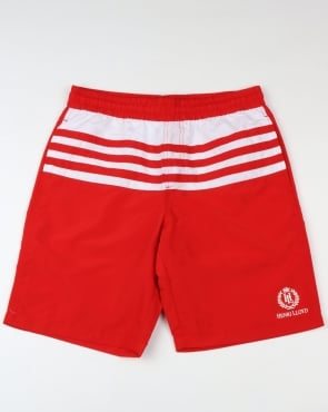 Henri Lloyd Nes Swim Shorts Cardinal Red