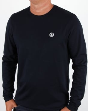Henri Lloyd Radar Long Sleeve T Shirt Navy