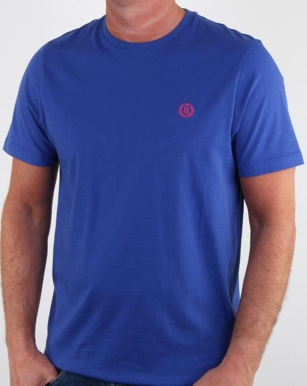 Henri Lloyd Radar T-shirt Azure Blue