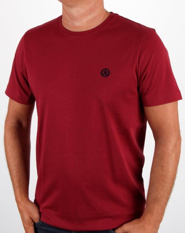 Henri Lloyd Radar T-shirt Burgundy