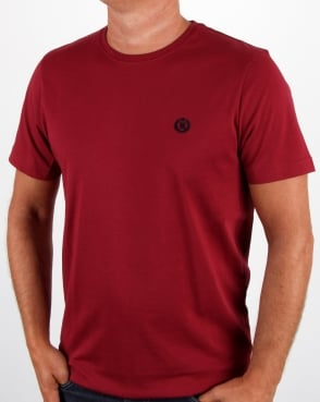 Henri Lloyd Radar T-shirt Burgundy