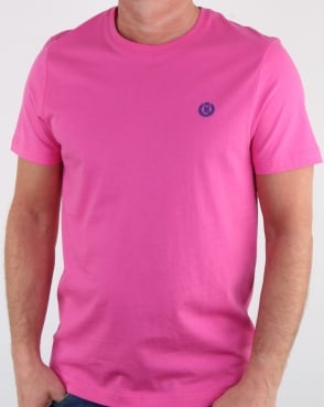 Henri Lloyd Radar T-shirt Dark Pink