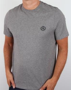 Henri Lloyd Radar T-shirt Graphite Marl
