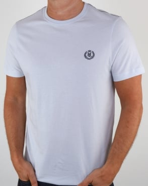 Henri Lloyd Radar T Shirt Light Grey