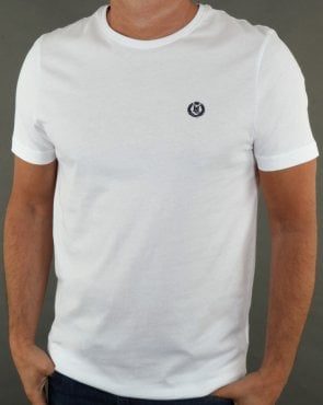 Henri Lloyd Radar T-shirt White