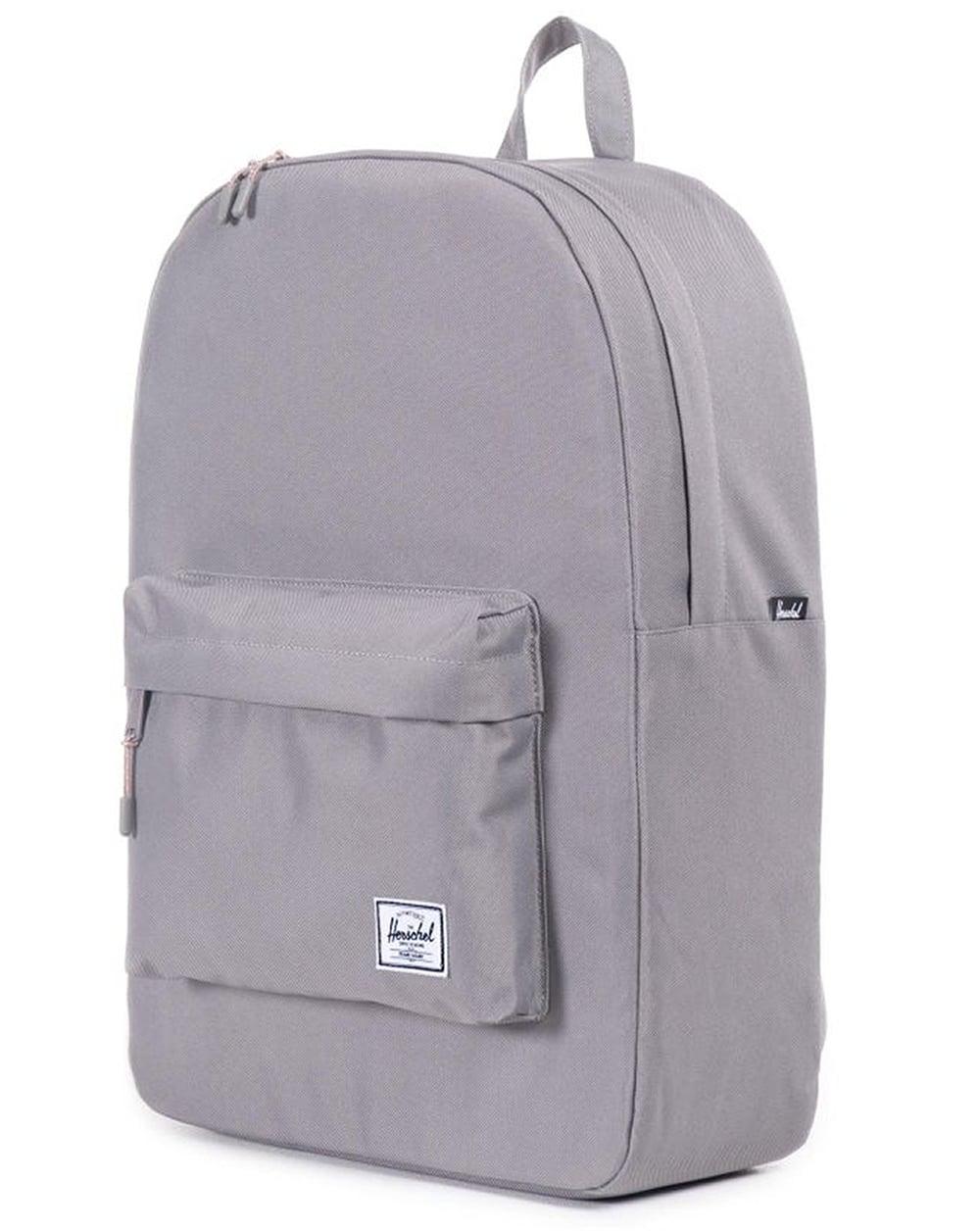 Herschel Herschel Classic Backpack Grey d4af7c08b7d6d
