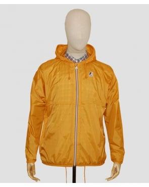 K-way Claude Classic Rainpoof Jacket Amber