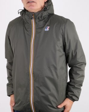 K-way Claude Fleece Lined Jacket Torba
