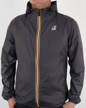 K-way Le Vrai 3.0 Claude Jacket Grey Smoke
