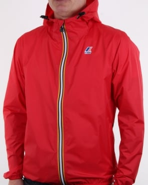 K-way Le Vrai 3.0 Claude Jacket Red