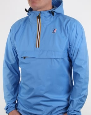 K-way Le Vrai 3.0 Leon Jacket Azure Blue