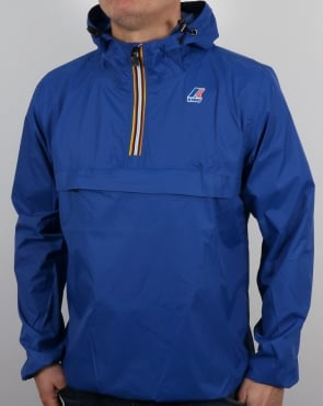 K-Way Le Vrai 3.0 Leon Jacket Royal Blue