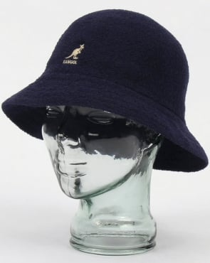 Kangol Bermuda Casual Hat Navy