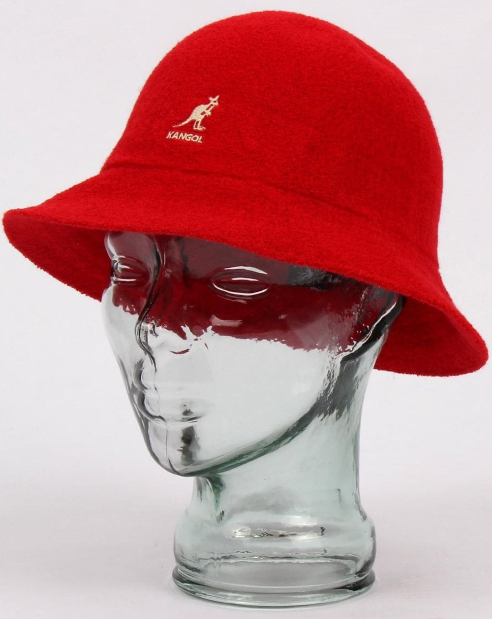 Kangol Kangol Bermuda Casual Hat Scarlet 8a6376df33f1