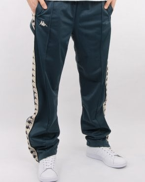 Kappa Authentic Astoria Snap Pant Deep Blue