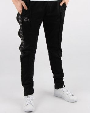 Kappa Banda Astoria Snap Pant Black