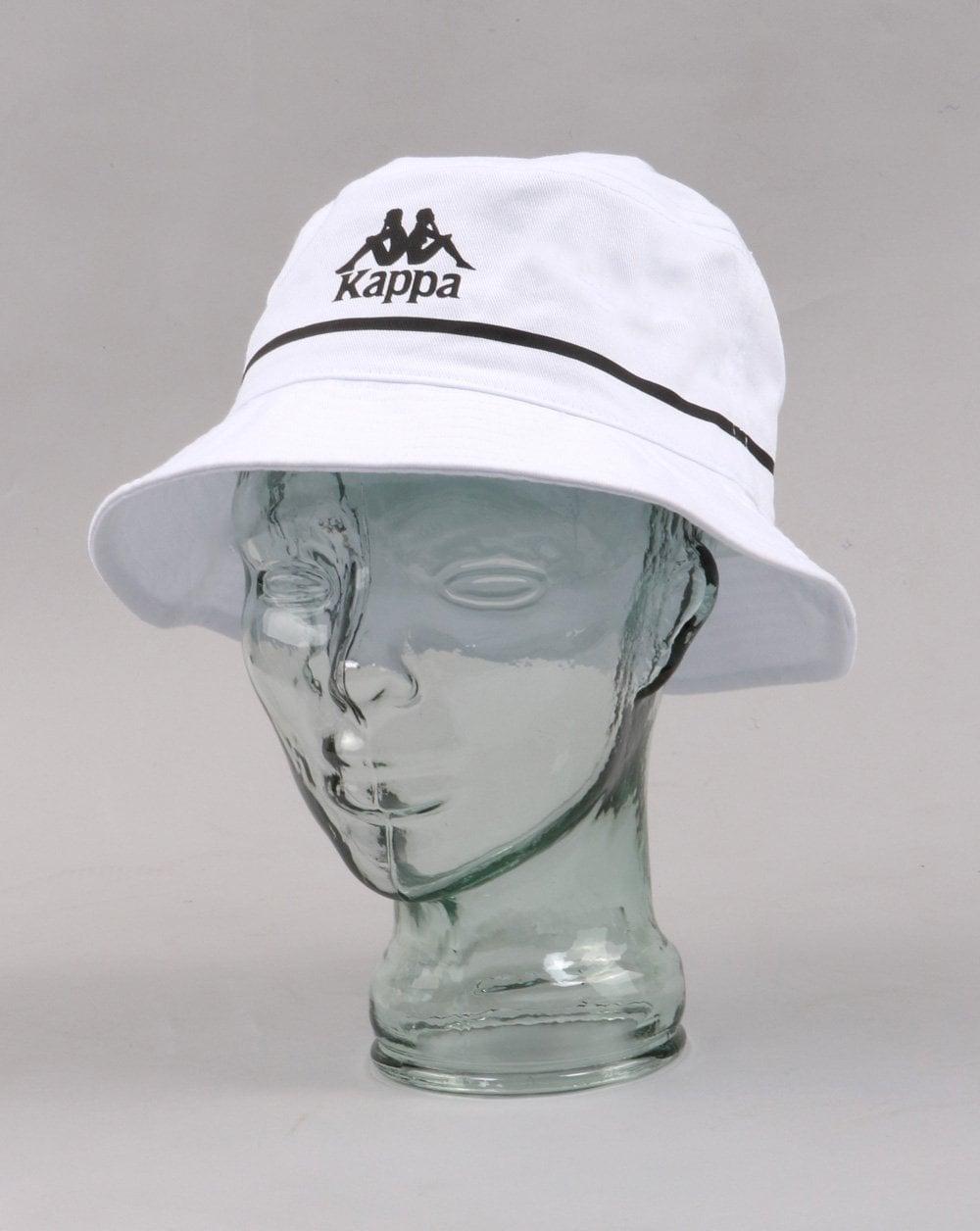 59f7565cd596e Kappa Kappa Bucket Hat White