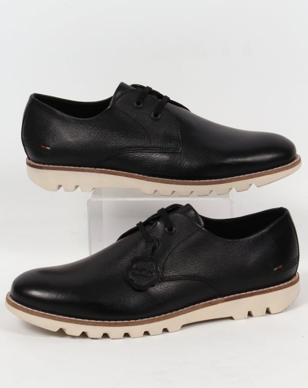 Kickers Kymbo Derby Shoes Black
