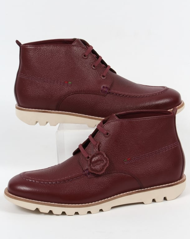Kickers Kymbo Moccassins Brown