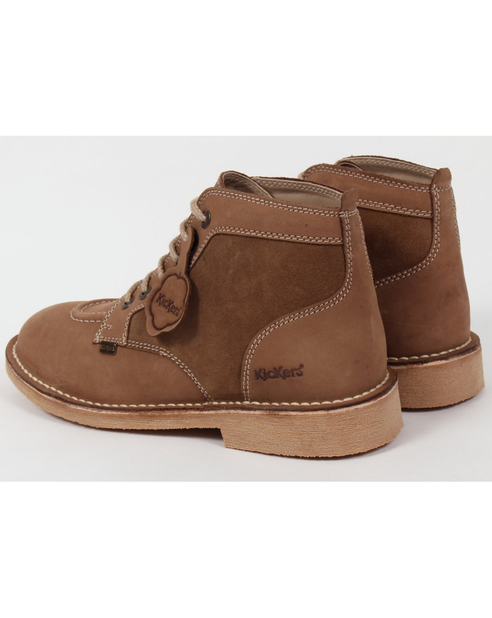 Women's Dixie Ankle Boots by Classique, Brown, Size 7. Shoes by Classique. Comes in Brown, Size 7 M. Faux suede ankle boots with a faux snake buckle strap for a western attitude. Inside zipper for easy on/off. Rubber-blend outsole with 1 heel. Manmade. Imported. Material: Man Made Materials.