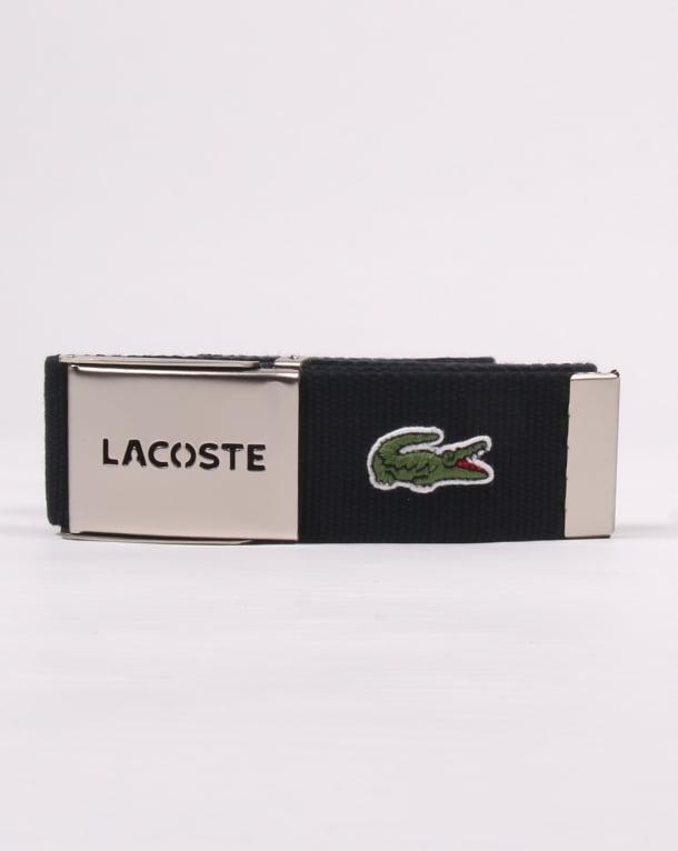 Lacoste Belt Gift Box Navy